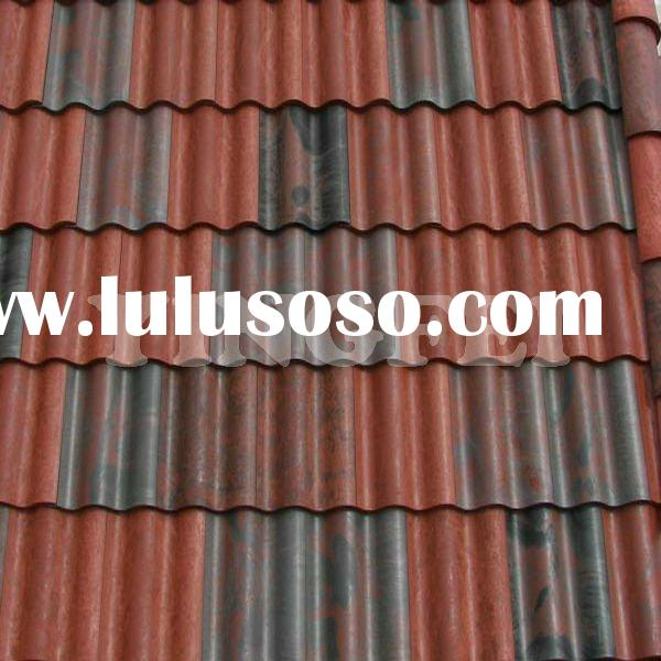 Clay roof tiles for sale for clay curved roof tile and red Spanish clay tile
