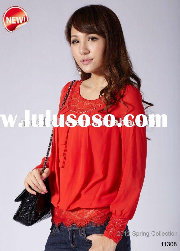 2012, Fashion Clothing For Women Spring
