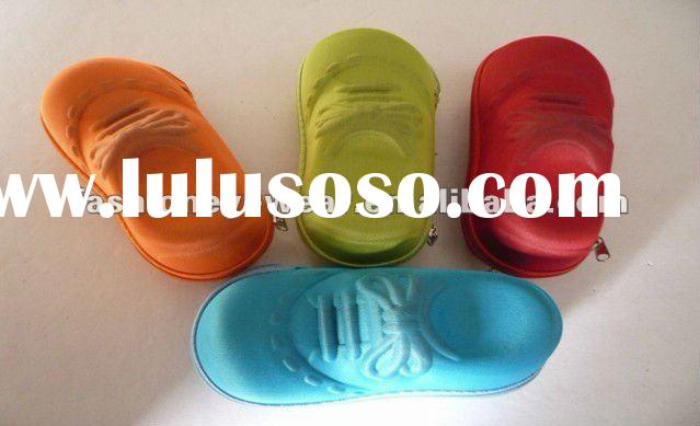 Cute Hot Sales EVA Cases for kids (Shoes Look)