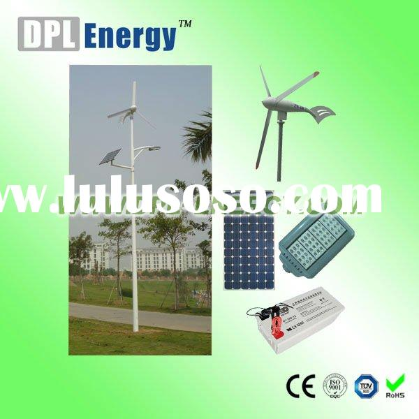 DPL-SW 30W solar wind LED street light