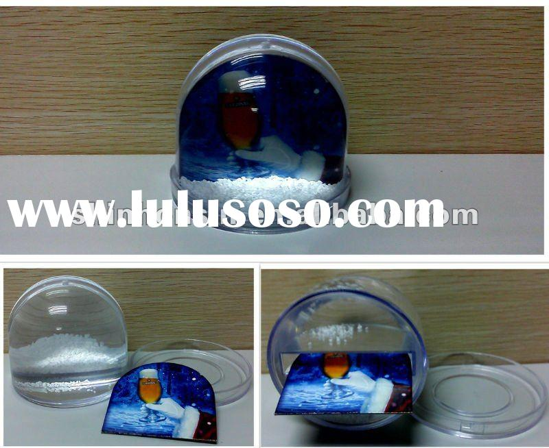 photo glass water globe