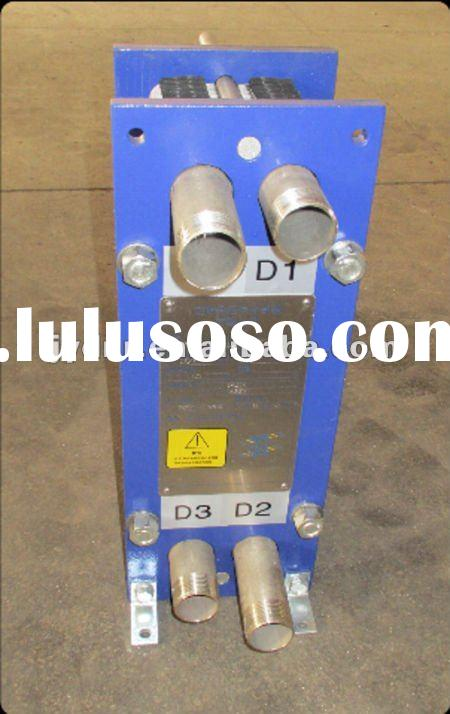 plate heat exchanger used in swimming pool