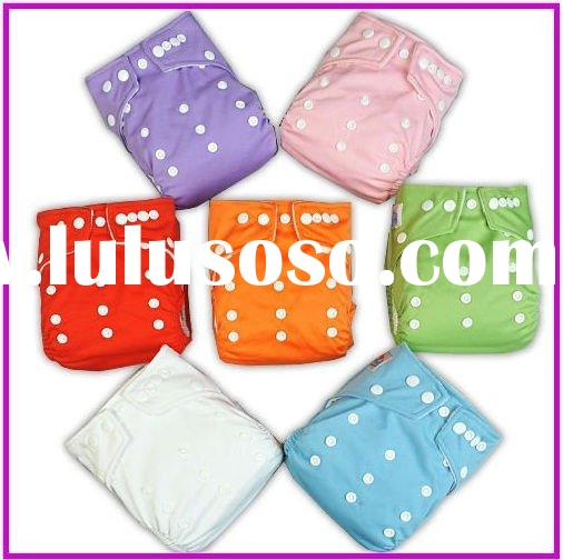 washable polyester waterproof baby cloth diaper