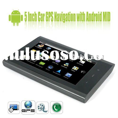 """5"""" 3G Tablet with GPS/WIFI/G-sensor/Cap touch, Android MID"""