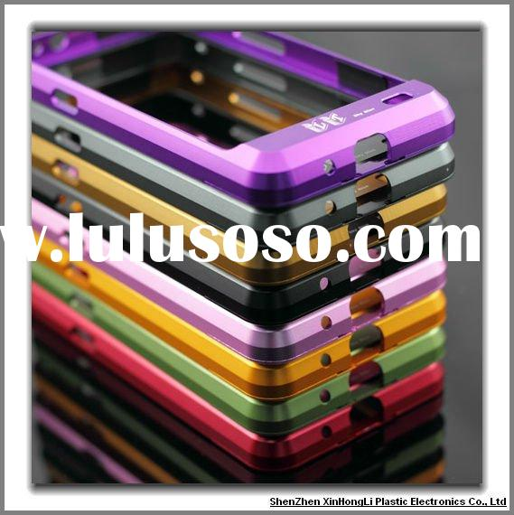 2012 Hot sell Aluminum metal frame cell phone cases for Samsung 9100 within factory price