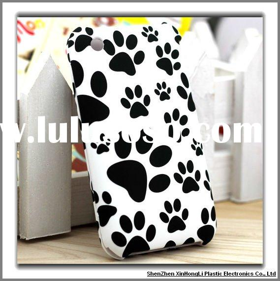 Cell phone cases with Thermal transfer technics cases for 3g