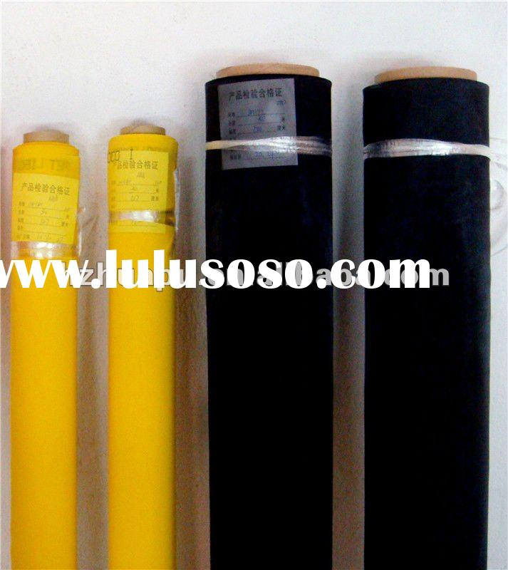 Chemistry used polyester filter mesh