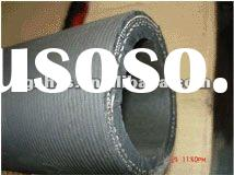 Synthetic cord reinforced oil delivery hose