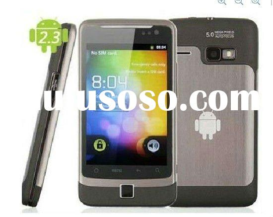 W7272 3G smart android mobile phone with capacity touch screen