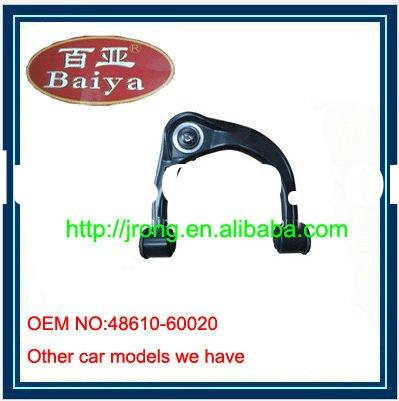 auto front suspension control arm for toyota car
