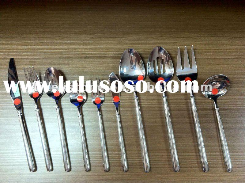 forged flatware