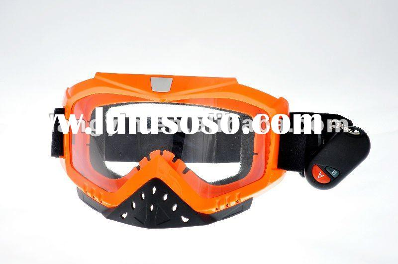 Electronic HD 720P Skiing Goggles with 2.4G remote control