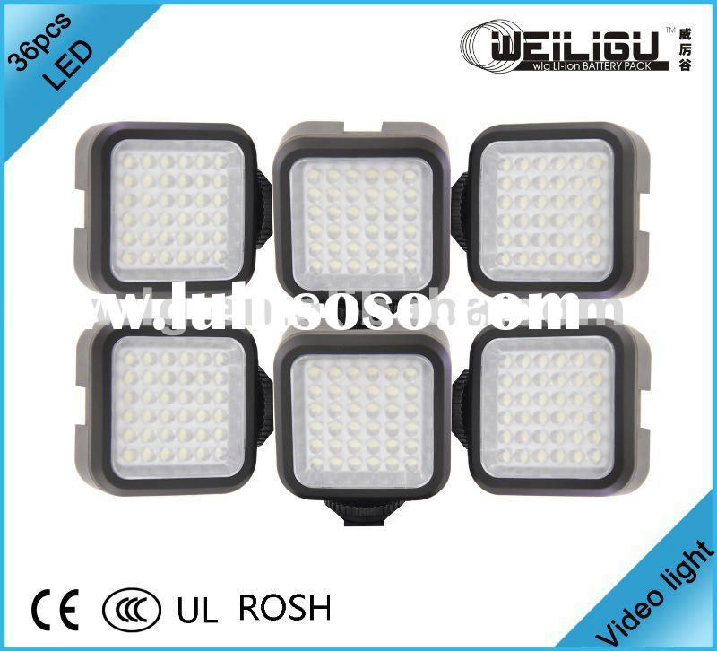 video light, LED-5006,led studio light pane,photographic lighting