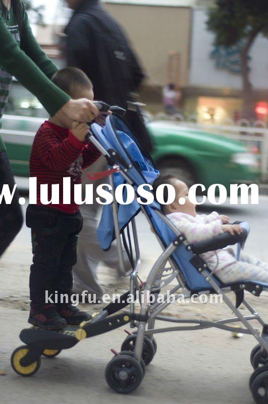 2012 China Upgrated baby stroller pedal