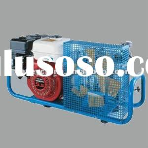30Mpa High pressure air compressor, 5.5hp petrol engine