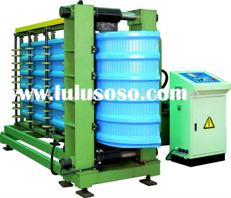 Curving machine/ simple slitting machine/ film covering machine/ embossing machine/ automatic seamer