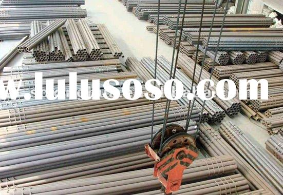 DIN St52.3 carbon seamless steel pipe