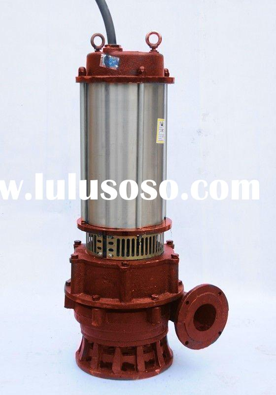 Full head High-temperature Non clogging Submersible Electrical Pump