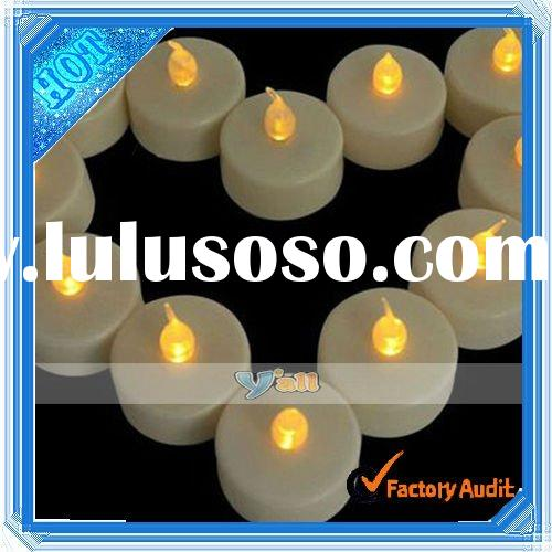 Led Candle Light 12 Flicker Flameless Candles Light LED Tealight Tea