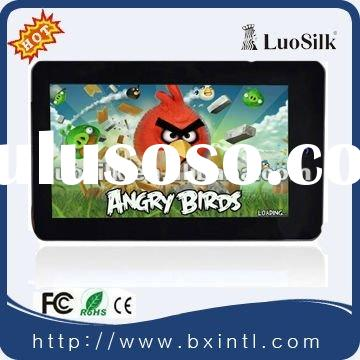 "2012 New 7"" android 2.2 tablet pc ,VIA8650 chipset,with camera and 3G"