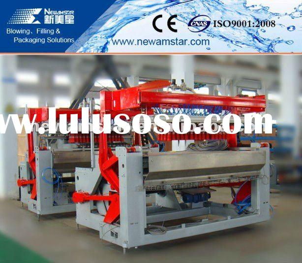 Automatic recrater/ case packing machine