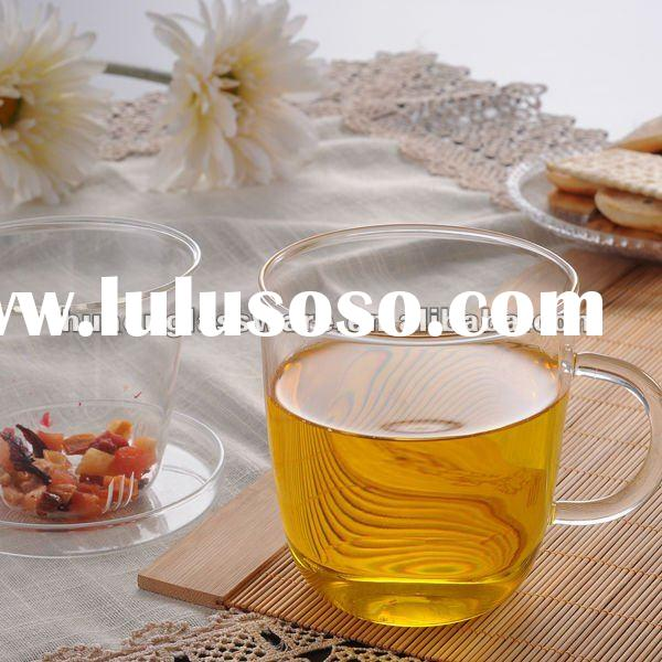 New Year Glass Cup for Gift
