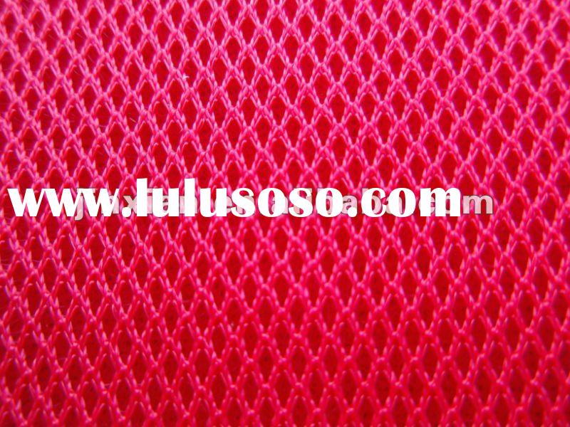 stretch mesh fabric for shoes,bags,car seat cover,mattresses,office chairs