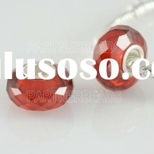 2011 Wholesale Fashion Zircon Beads with Silver Core