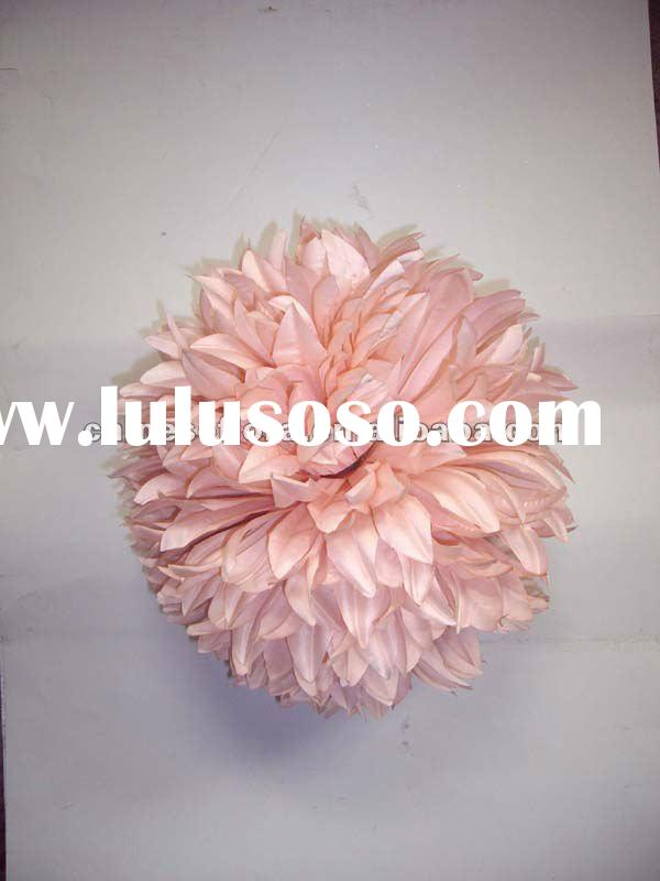 30 cm hanging mum flower ball