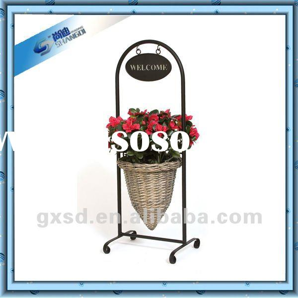High Quality Willow Flower Stand