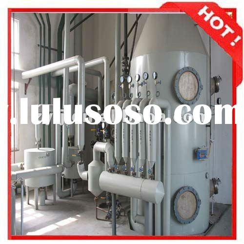 Sunflower Oil refining machine/oil refining plant