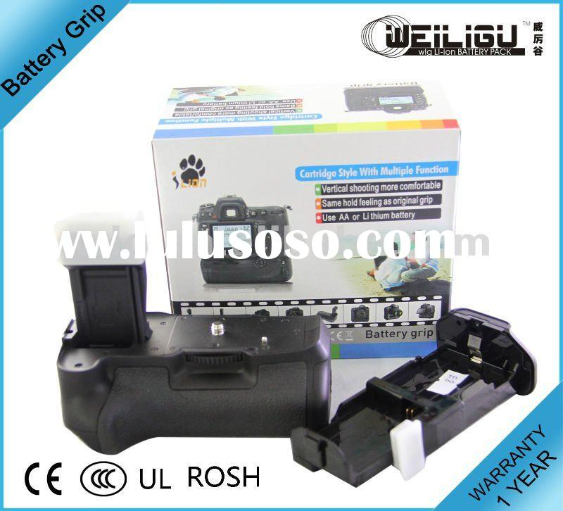 Camera battery grip for Canon EOS 550 600D BG-E8