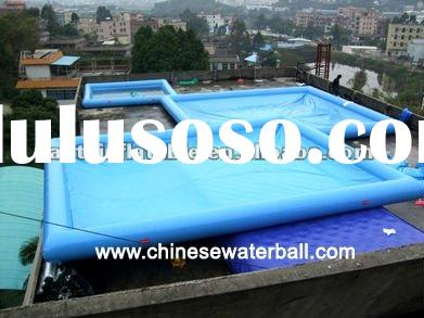 Inflatable swimming pools for sales