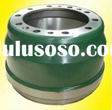 Manufacture various heavy duty &Truck brake drum For Benz