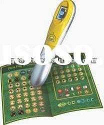 Turkish support digital holy quran reader pen with OLED screen & 4G memory