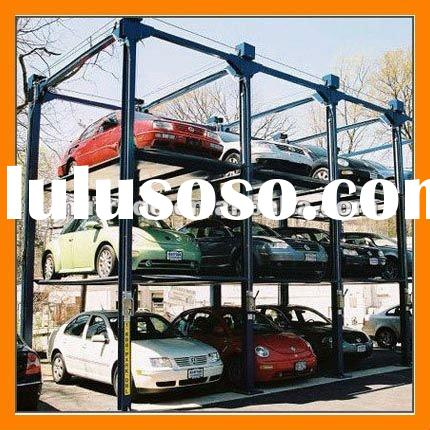 car lift triple stacker car parking system