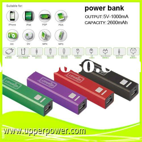 2in1 mini mobile power bank