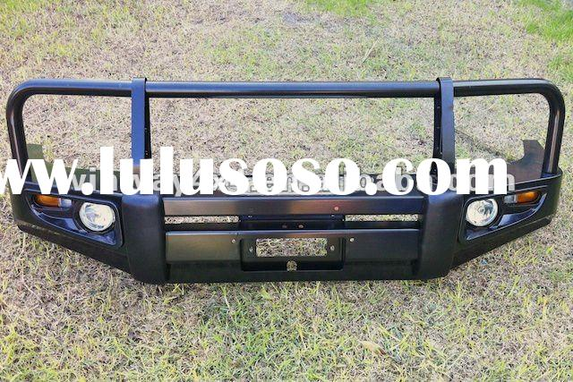 Steel Winch Front Bull Bar for Offroad
