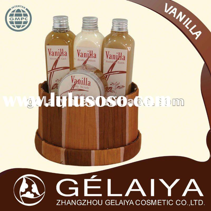 Vanilla Fragrance Bath Care