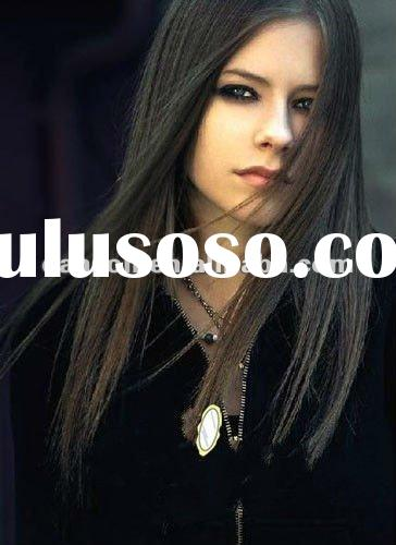 fashion silky straight full lace wig