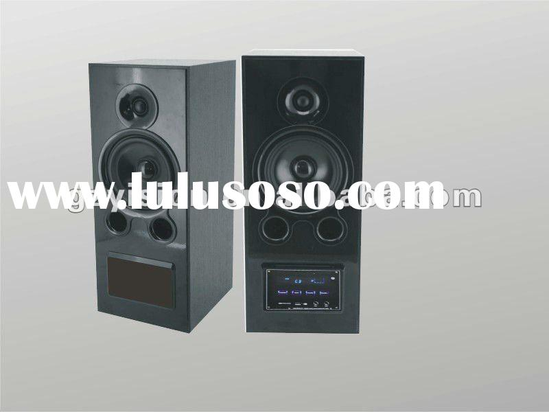high power Active speaker FS-057 With TOUCH DISPLAY