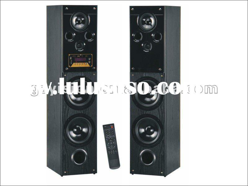 high power Active speaker JD-288 With remote