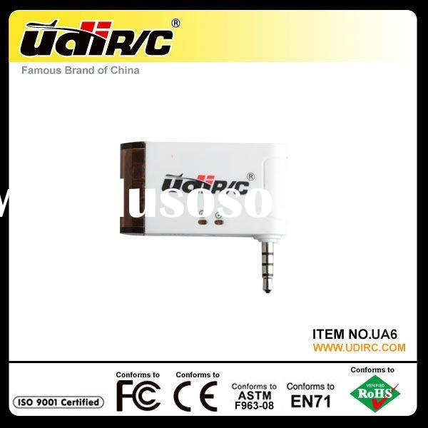 2012 Upgrade ! Infrared RC Helicopter Adapers UA6 Available on Iphone & Android