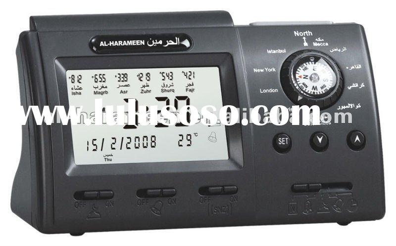 Azan table Clock HA-3005