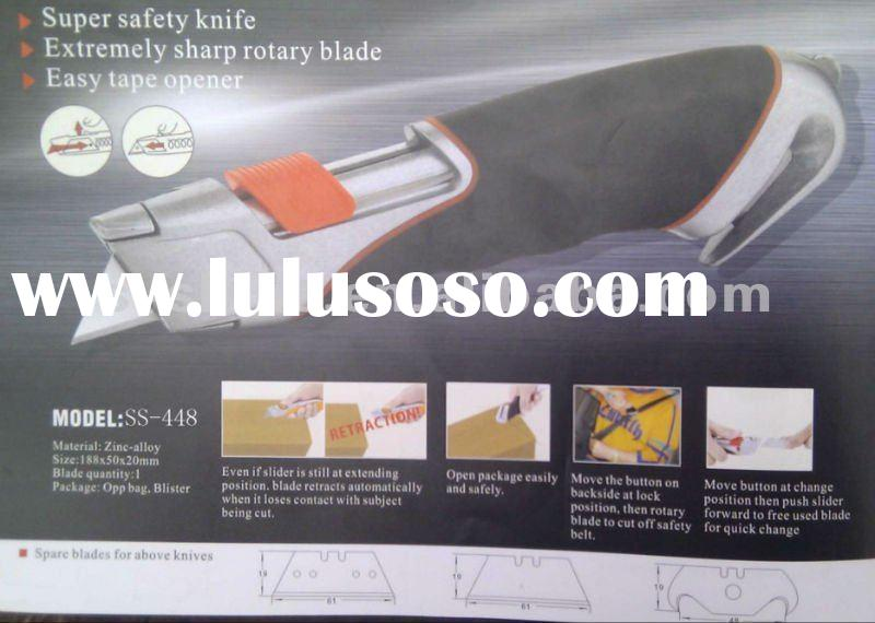 new product safety utility knife SS-888