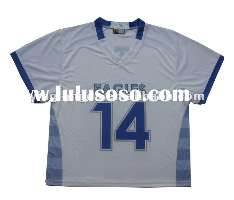 soccer jersey with digital printing logos