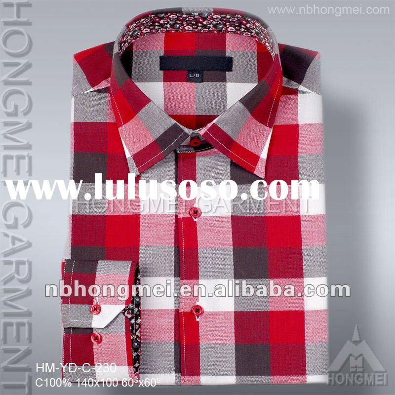 2012 Latest Fashion Cotton Shirt