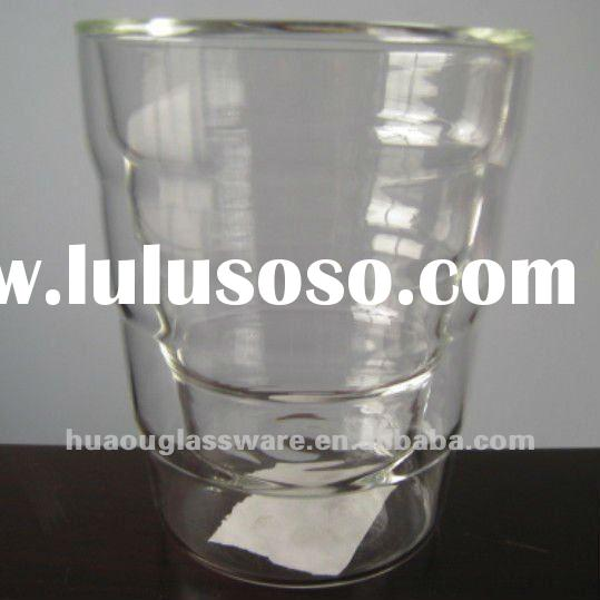 Double Wall Glass Tea Cup/Coffee Cup