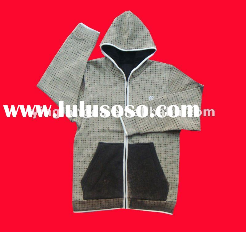 Jackets for men with discharge full print