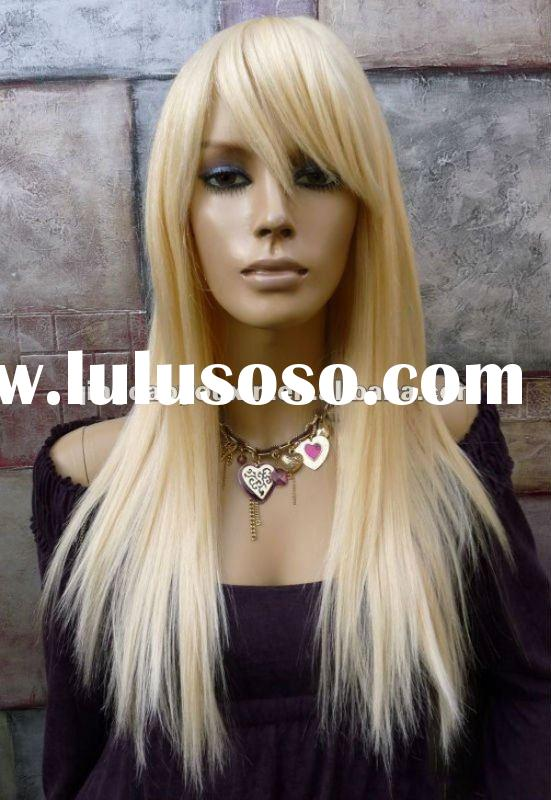 100% High quality wholesale hair wigs